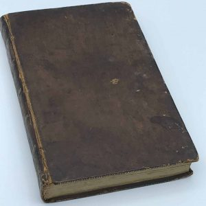Original 1784 Captain James Cook – A Voyage To The Pacific Ocean