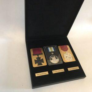The Falklands Conflict Order And Decoration Medal Set London Mint