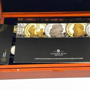 LIMITED EDITION: World's Most Significant Coins Set Proof.