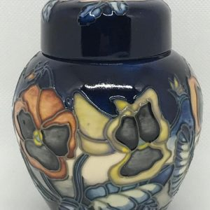 Moorcroft pottery ginger Jar Limited Edition Of Only 100