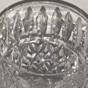Irish Waterford Crystal Wine Hock Glass Maeve