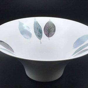 Large Centrepiece bowl Portmeirion Dusk by Jo Gorman
