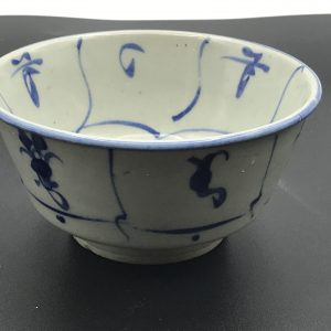 19th century Tek Sing Cargo Chinese Porcelain Bowl