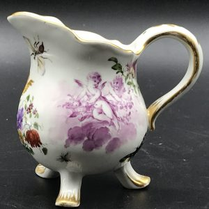 18th Century Porcelain Jug Thuringia Gotha Porcelain Factory