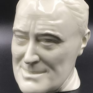 Character Jug President Roosevelt Designed by Eric Owen by Minton