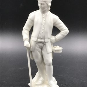 KPM Berlin Porcelain Figure King George V