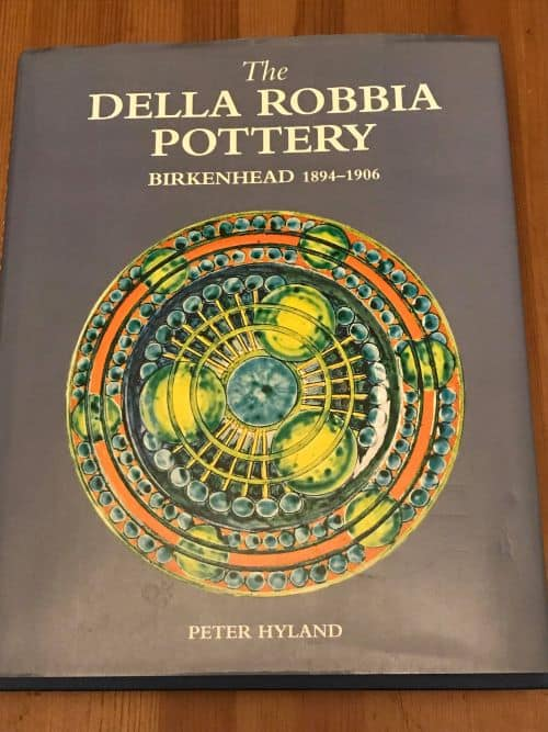 The Della Robbia Pottery At Birkenhead