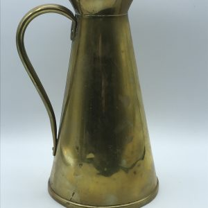 Antique Brass Jug By Joseph Sankey & Son For Cunard Line