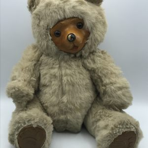 Signed Robert Raikes Woody Herman Teddy Bear