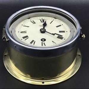 1950s Smiths APW 6578 Ships Bulkhead Clock 8 Day