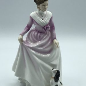 Beautiful Royal Doulton Porcelain Figurine Good Company