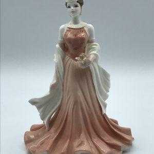 Coalport Ladies Of Fashion SUE Figurine Of The Year 1998 Jack Glynn