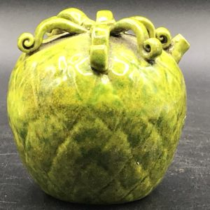 Guangxu Chinese Export Porcelain Pineapple Water Dropper