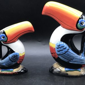 GUINNESS Toucan Money Box and Vase / Jug