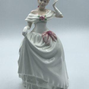 English Royal Doulton Bone China Figurine Dawn HN3600