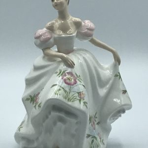 English China Royal Doulton Figurine Lucy HN3653