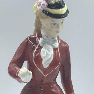 English China Royal Doulton Figurine Sarah hn3384