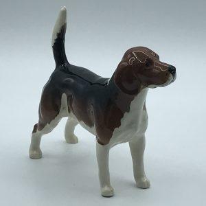 Beswick England Porcelain Wendover Billy Beagle