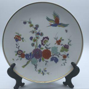 1950s Hand Painted Meissen Porcelain Plate Indian – Kakiemon 1st Choice