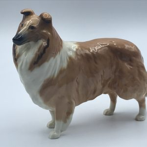 BORDER COLLIE(Lochinvar of Lady Park) Figurine by Beswick